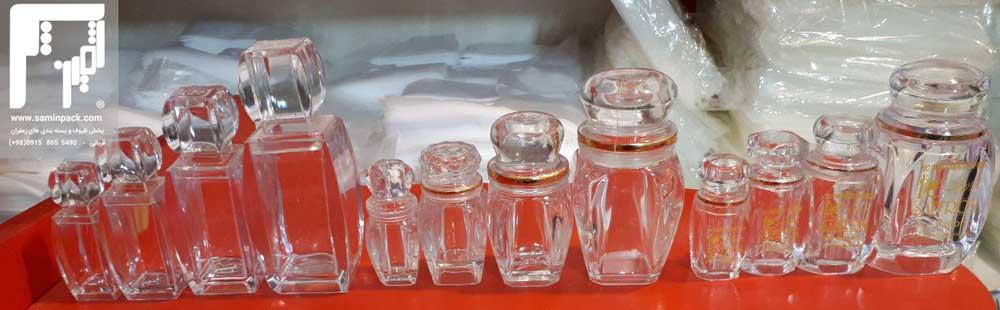 خرید ظروف شیشه ای کریستالی
