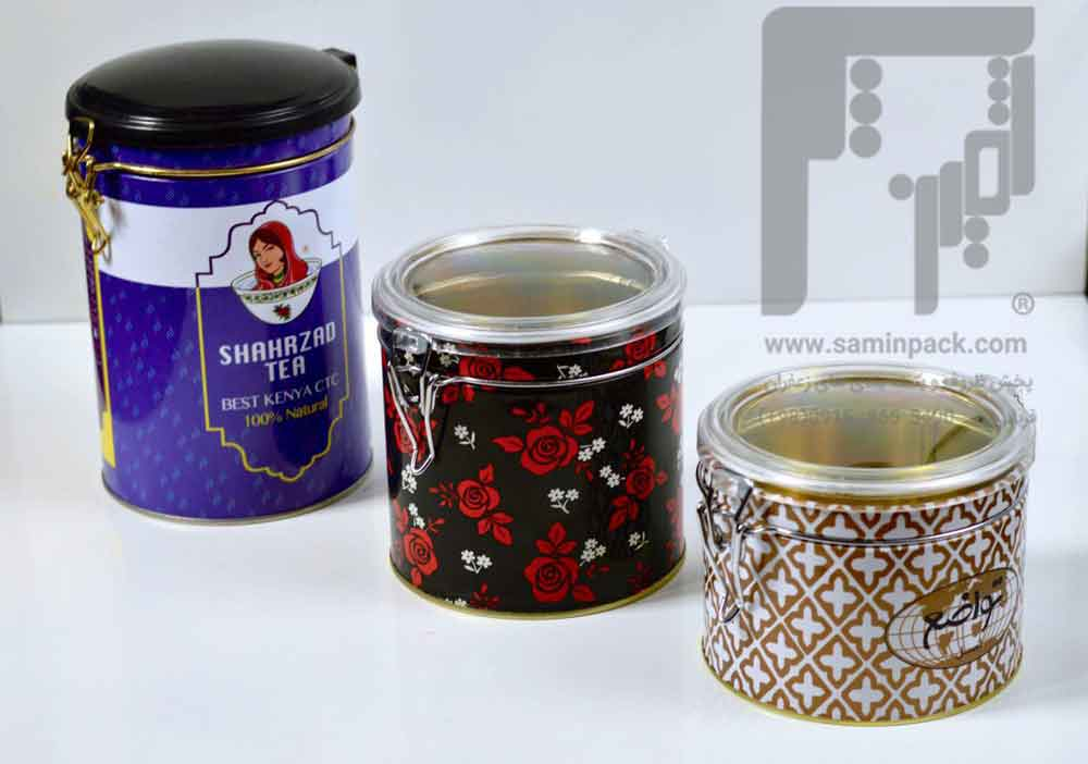 ظروف بسته بندی جدید خاتم زعفران
