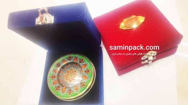 پک هدیه زعفران قائنات مخصوص هدیه
