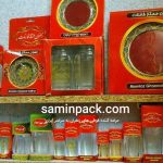 ظروف بسته بندی زعفران در تهران