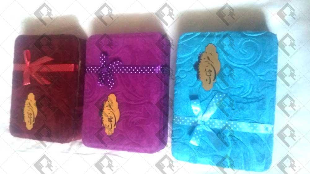 صادرات جعبه و بسته بندی زعفران