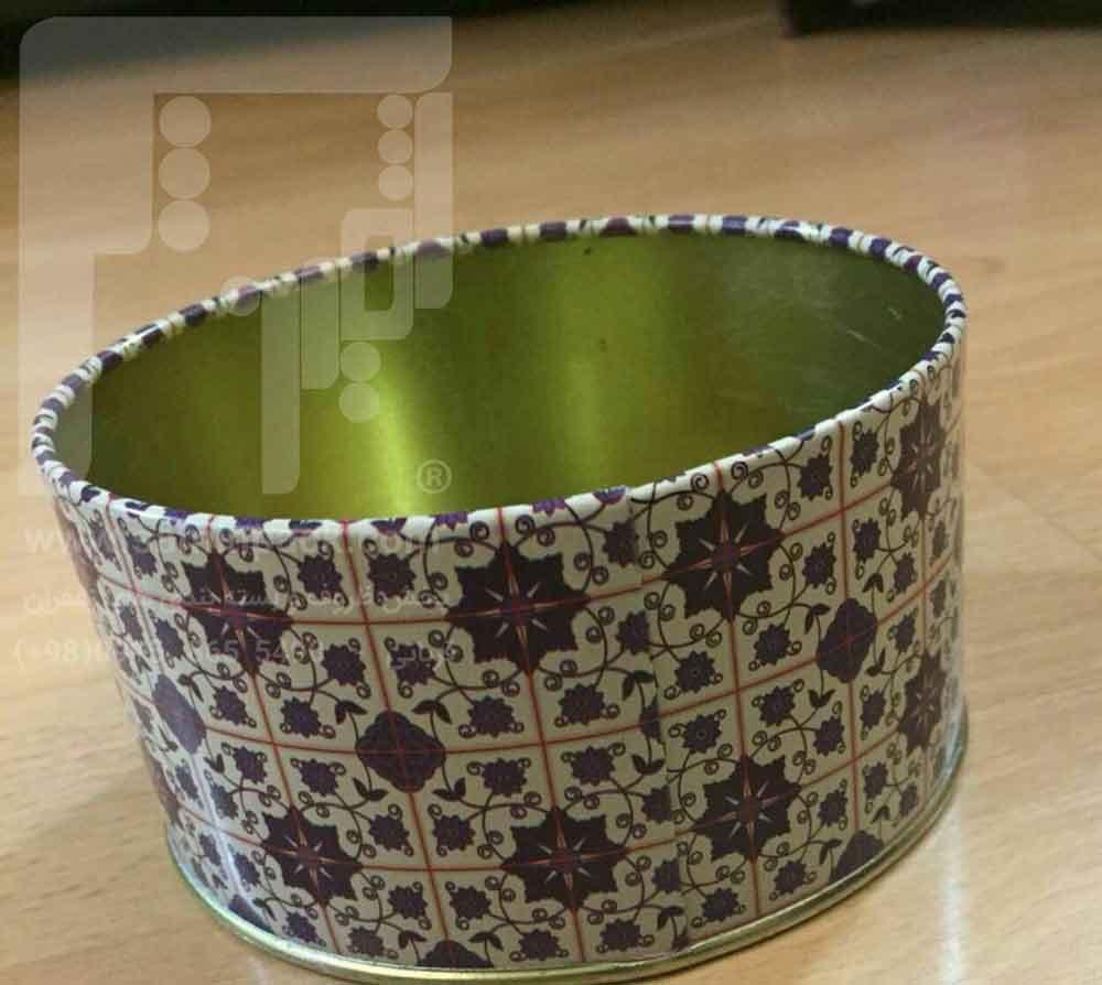 خرید انواع ظروف بسته بندی جدید خاتم زعفران