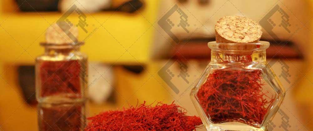 صادرات جدیدترین ظروف شیشه ای بسته بندی زعفران