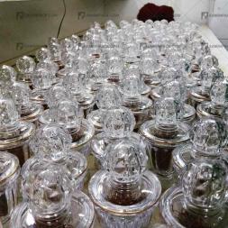 فروش عمده ظروف بسته بندی زعفران در ایران