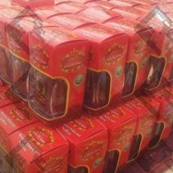 خرید عمده انواع ظروف بسته بندی زعفران