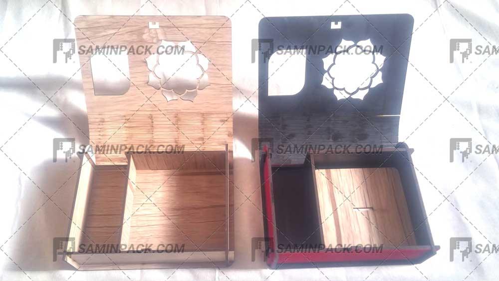 خرید اینترنتی باکس و جعبه کادو زعفران