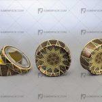 ظروف بسته بندی زعفران در مشهد