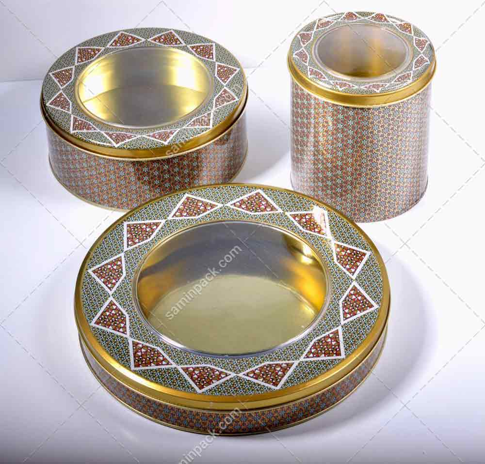 قیمت خرید ظرف خاتم زعفران