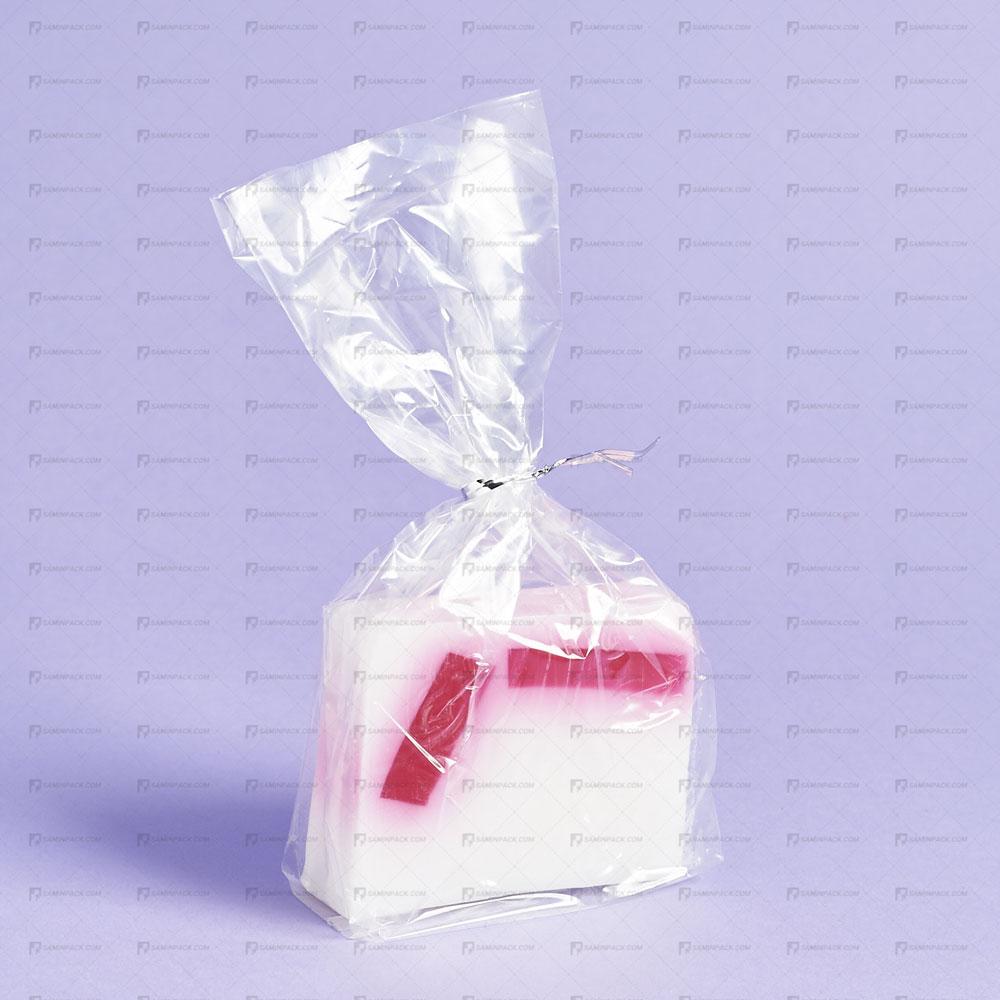 پلاستیک بسته بندی زعفران یک مثقالی
