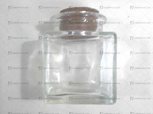 ظرف شیشه ای جدید زعفران