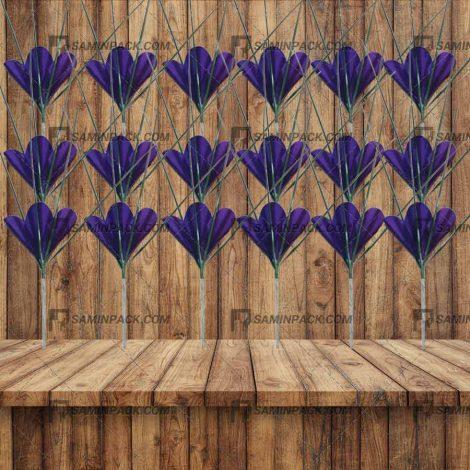 پیاز گل زعفران گل مصنوعی