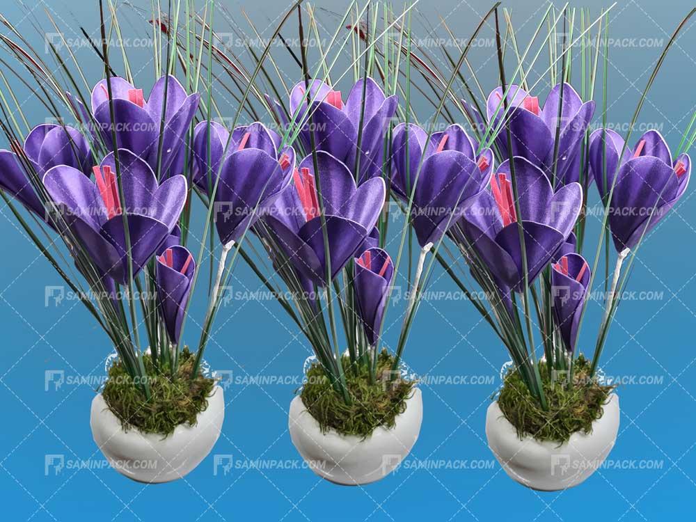 گل مصنوعی زعفران