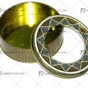 خاتم فلزی ۱۲ ارتفاع ۳ (۱۵ گرم)