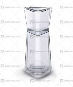 قوطی الماس بزرگ (ده گرمی) یا قوطی الماس دو مثقالی
