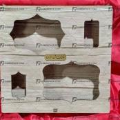 باکس چوبی دمنوش ۲ آذین