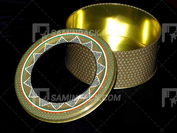 خاتم فلزی 17 ارتفاع 10 (200 گرم)