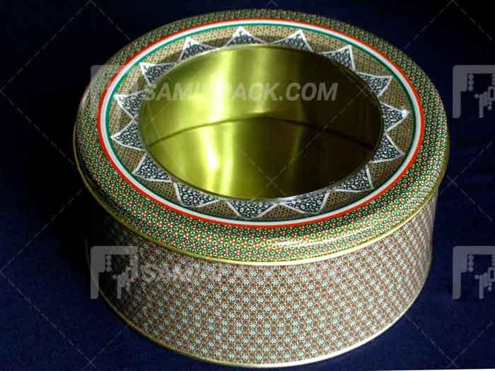 خاتم فلزی ۲۳ ارتفاع ۱۵ (یک کیلو)