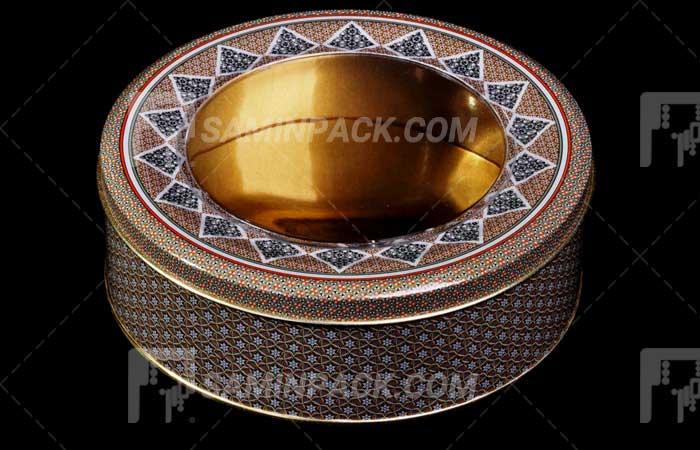 خاتم فلزی ۲۳ ارتفاع ۵ (۲۵۰ گرم)