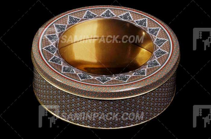 خاتم فلزی 17 ارتفاع 5 (100 گرم)