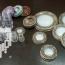 خرید ظروف کریستال زعفران عباسی