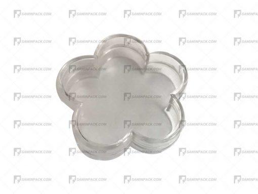 ظرف پلاستیکی گلرنگ کوچک